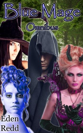 BlueMageOmnibusAllBooks